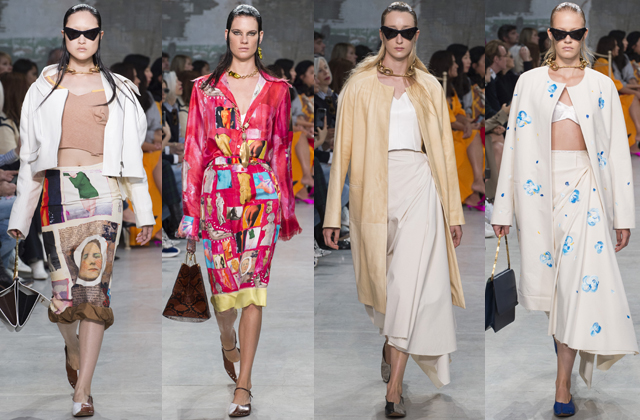 Milan Fashion Week S/S'19: Day five highlights (фото 1)