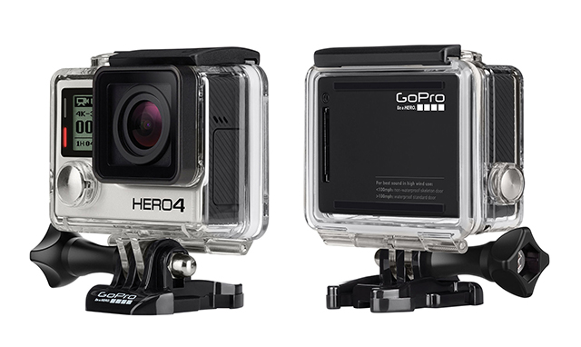 Marriott hotel group announces new partnership with GoPro