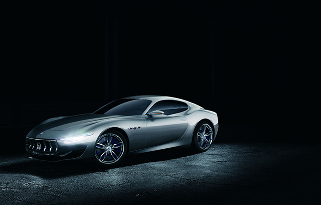 Maserati to launch new alfieri concept at la auto show for Buro concept
