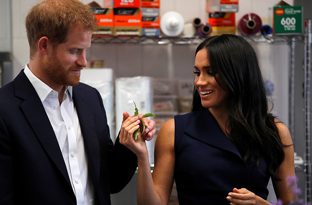 Meghan Markle wears two Australian designers during visit in Melbourne (фото 2)