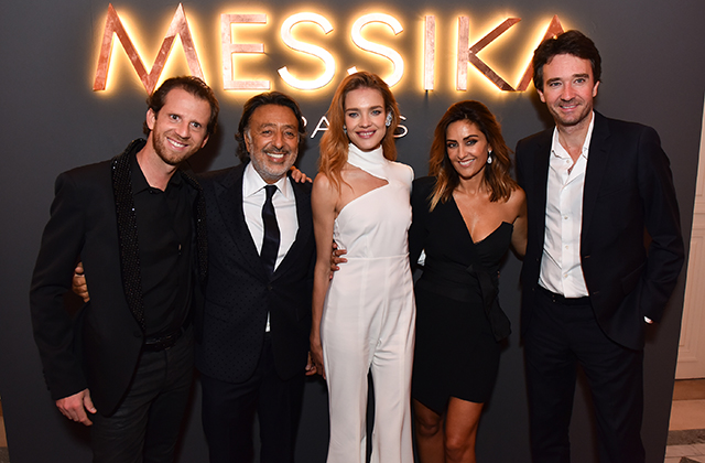 PFW exclusive: Messika x Gigi Hadid celebrate 10th anniversary