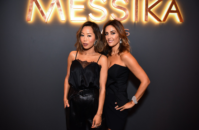 Aimee Song and Valérie Messika