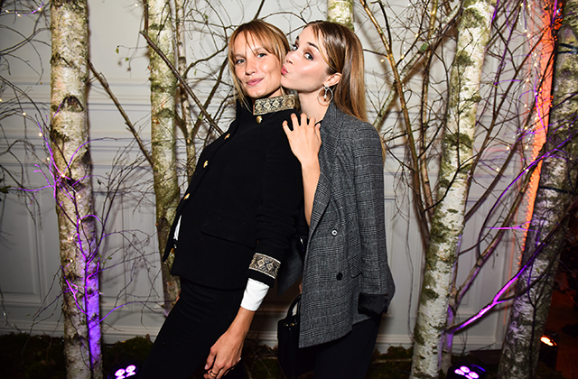 Ana Girardot and Alice Isaaz