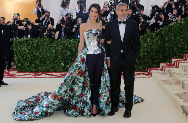 The 2018 Met Gala: Red carpet arrivals (фото 2)