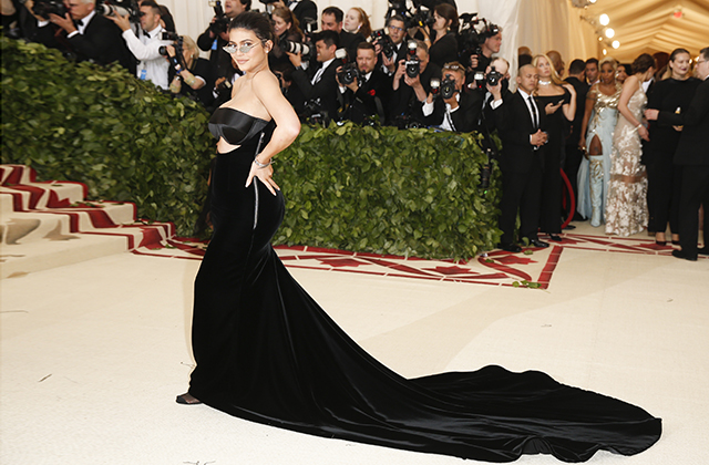 The 2018 Met Gala: Red carpet arrivals (фото 9)