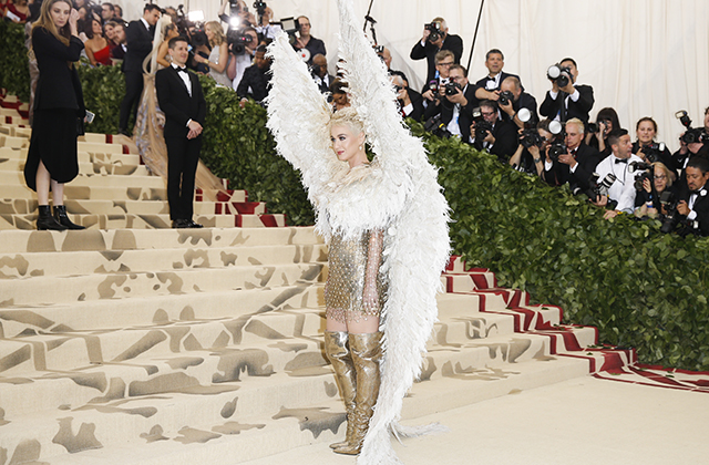 The 2018 Met Gala: Red carpet arrivals (фото 11)