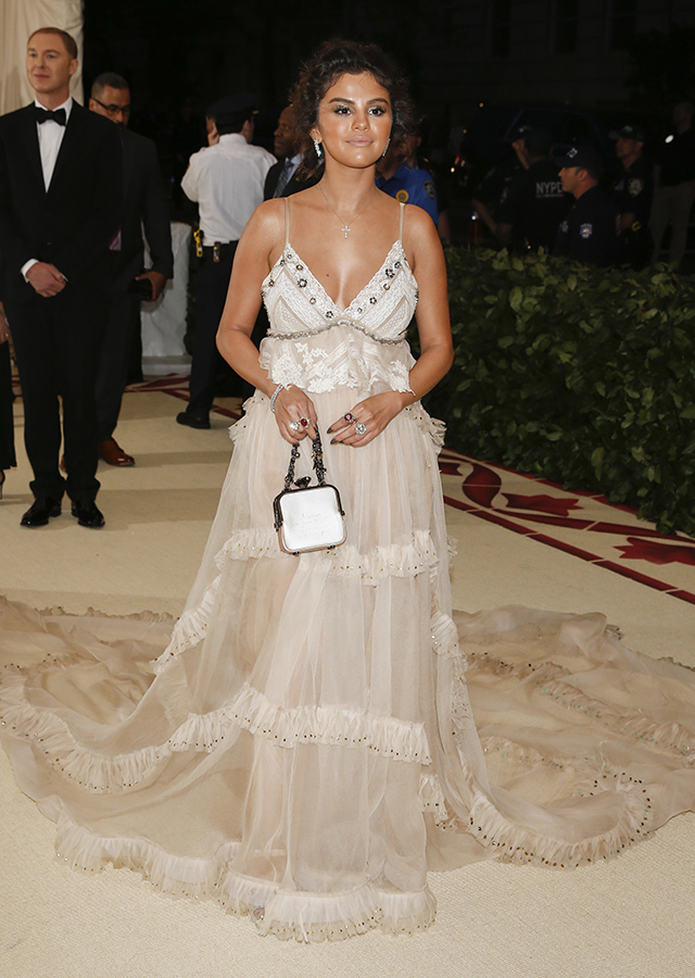 The 2018 Met Gala: Red carpet arrivals (фото 23)