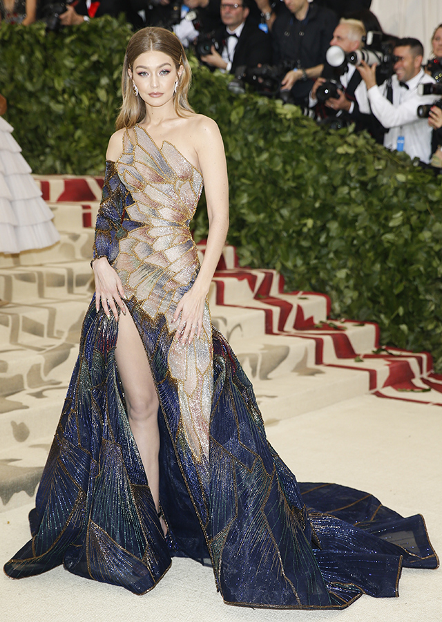 The 2018 Met Gala: Red carpet arrivals (фото 19)