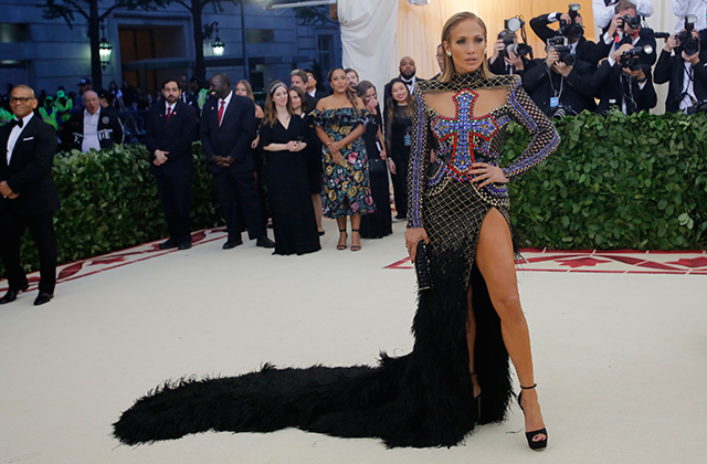 The 2018 Met Gala: Red carpet arrivals (фото 3)