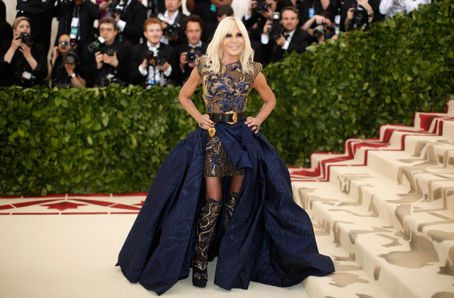 The 2018 Met Gala: Red carpet arrivals (фото 4)