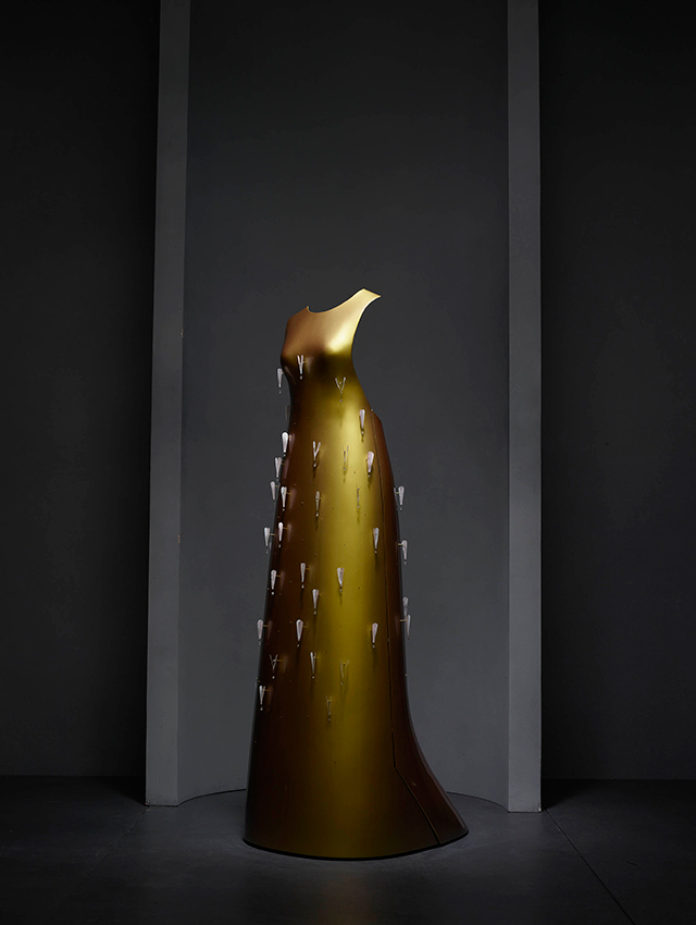 Kaikoku Floating Dress by Hussein Chalayan, Autumn/Winter 11/12