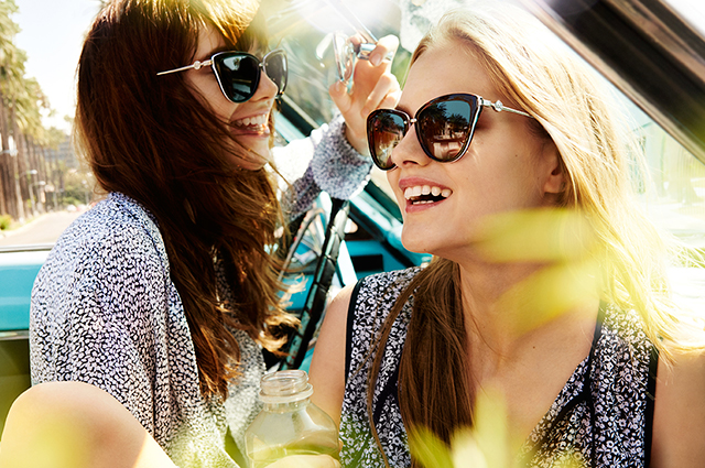 The Michael Kors 2016 eyewear collection
