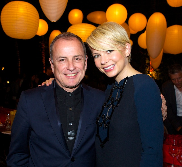 A Louis Vuitton Dinner in Honour of the Architect Charlotte Feathers