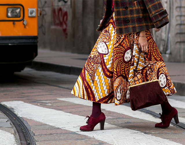 Milan Fashion Week AW15: Street Style Part I