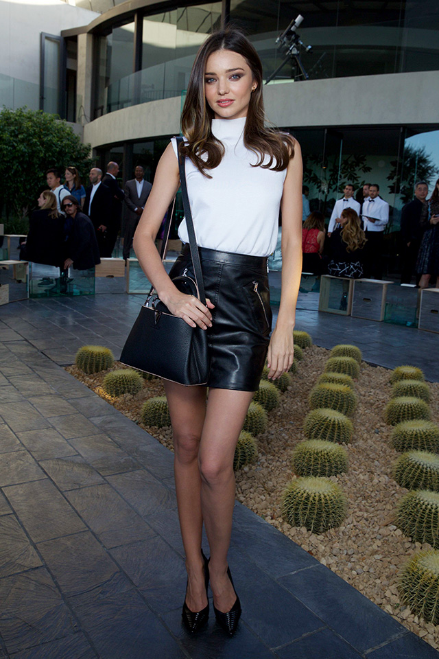 The stars gather in Palm Springs for Louis Vuitton Cruise 2015/16