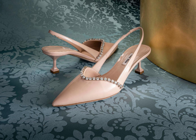 Miu Miu's new Sparkle collection will sort you throughout Eid (фото 2)
