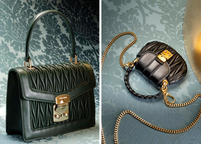 Miu Miu's new Sparkle collection will sort you throughout Eid (фото 1)