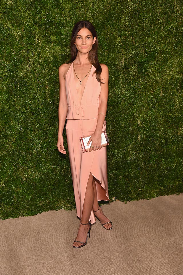 The 11th Annual CFDA/Vogue Fashion Fund Awards in New York (фото 4)