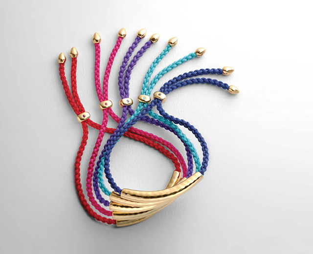 """All of our bracelet ranges have done very well with all of our customers from the Middle East"" –  Monica Vinader"