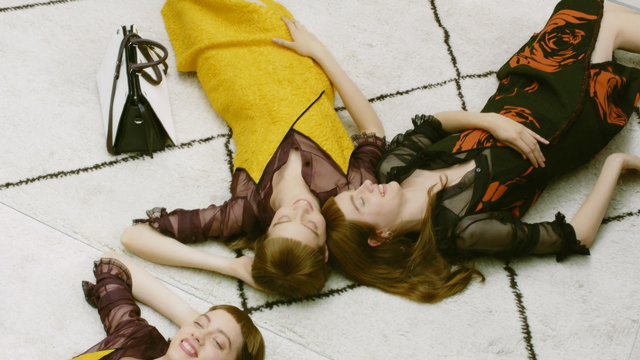 Lia and Odette for Mulberry
