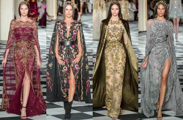 Paris Haute Couture Fashion Week F/W'18: Day four highlights (фото 4)