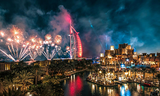 New Year's Eve Guide: Where to go in Dubai (фото 3)