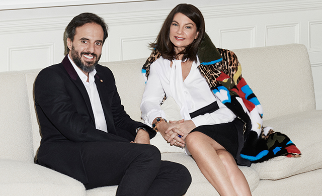 Dame Natalie Massenet joins Farfetch, Jose Neves