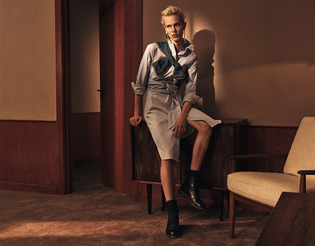 Net-a-Porter launches exclusive J.Crew capsule collection (фото 1)