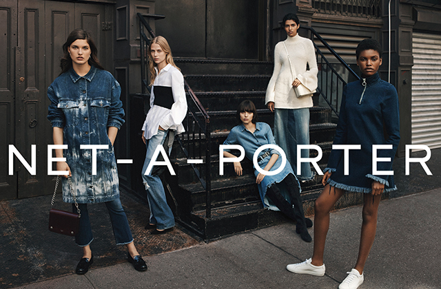 First look: Net-a-Porter's Fall/Winter '16 campaign (фото 1)
