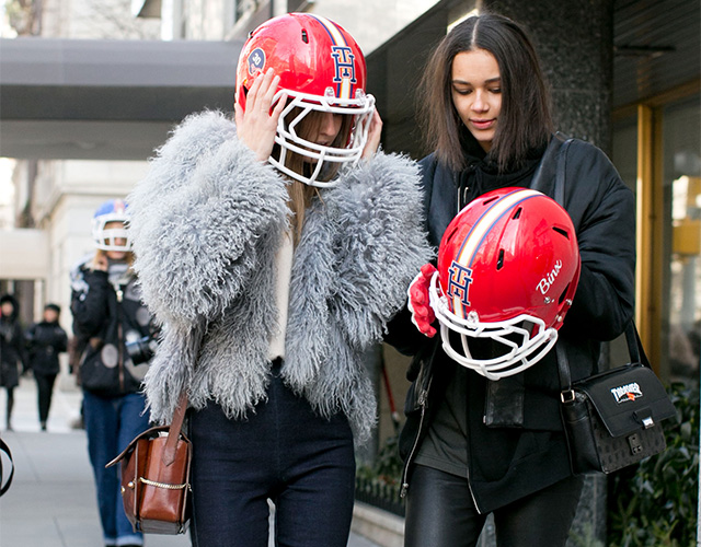 New York Fashion Week AW15 Street Style Part III