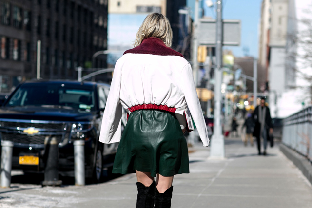 New York Fashion Week AW15: Street Style Part I