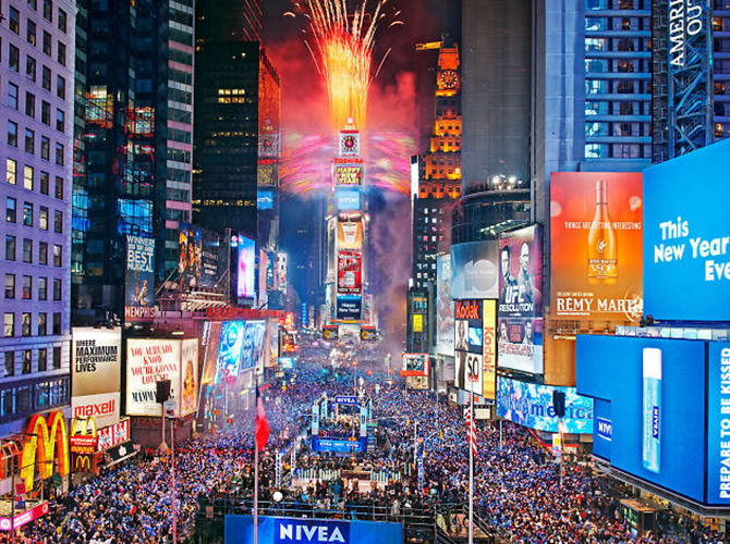 Five cities around the globe to ring in the New Year (фото 1)