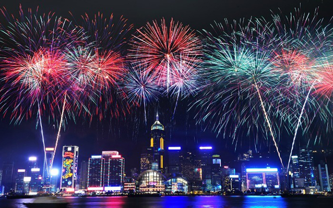 Five cities around the globe to ring in the New Year (фото 2)