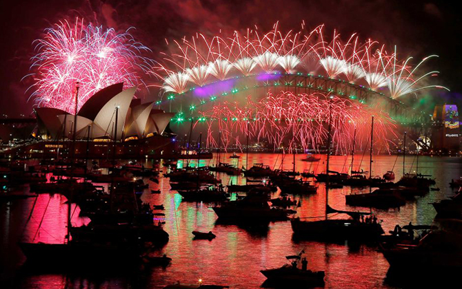 Five cities around the globe to ring in the New Year (фото 3)