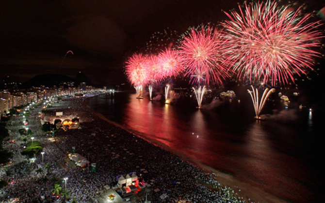 Five cities around the globe to ring in the New Year (фото 5)