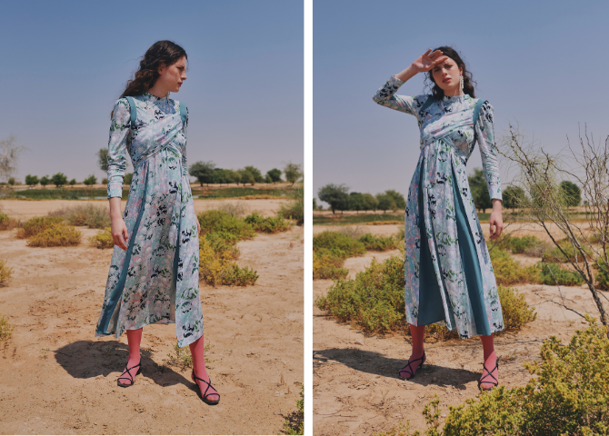 Introducing NIILI R.20, a collection that pays homage to Emirati culture (фото 2)