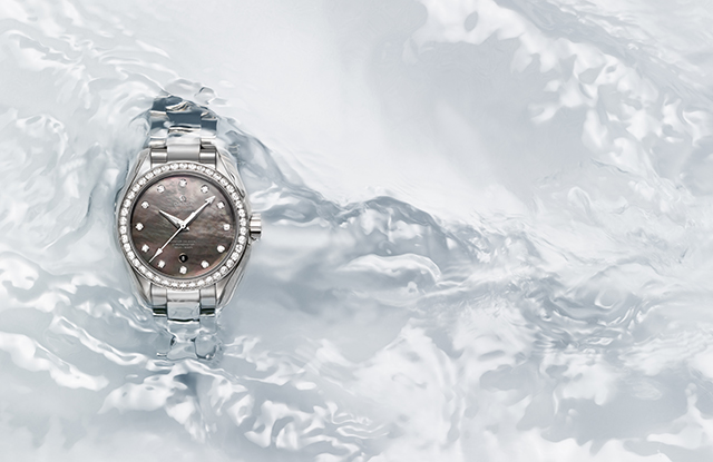 OMEGA Seamaster Aqua Terra Ladies collection