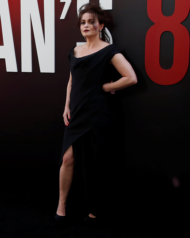 The 'Ocean's 8' world premiere in New York City was a stylish sisterhood affair (фото 8)