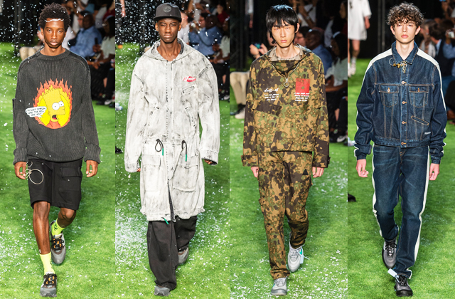 Men's Paris Fashion Week S/S'19: Day one highlights (фото 1)