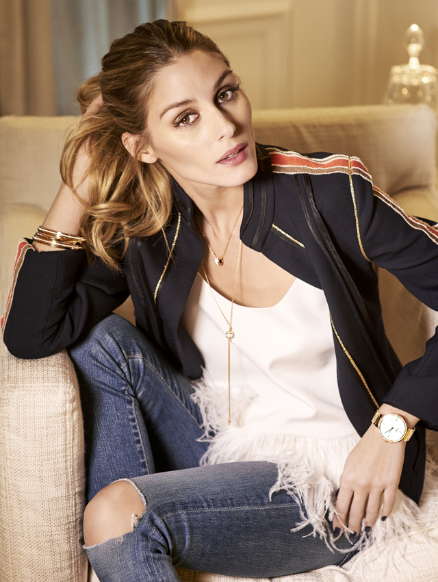 Olivia Palermo for Piaget Possession