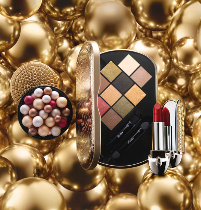Guerlain's new holiday collection has your festive glam sorted (фото 1)