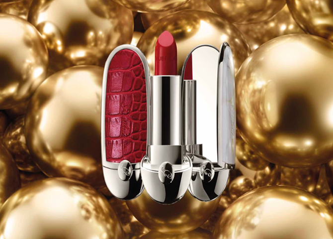 Guerlain's new holiday collection has your festive glam sorted (фото 3)