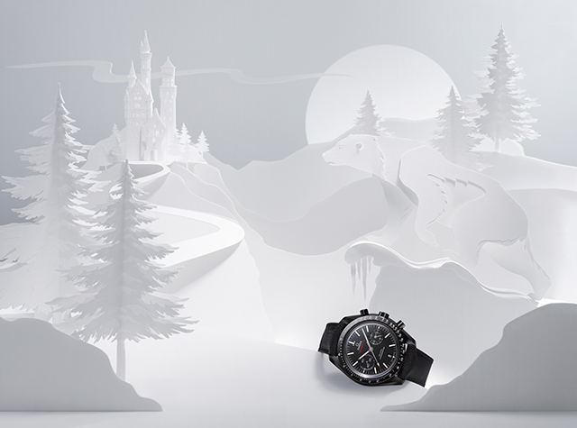 Omega 2016 festive collection