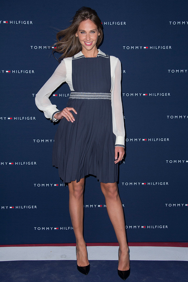Tommy Hilfiger hosts party to celebrate new Paris flagship store opening (фото 6)