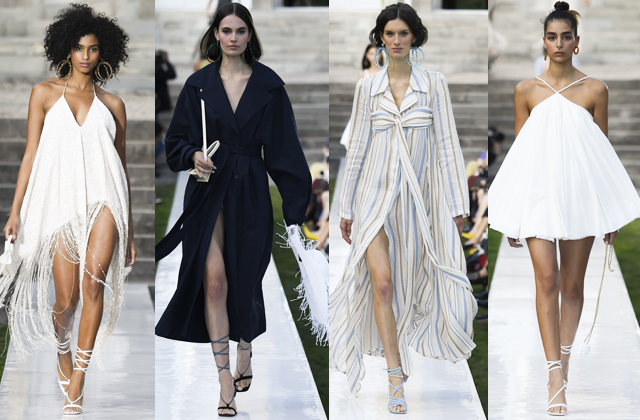 Paris Fashion Week S/S'19: Day one highlights (фото 1)