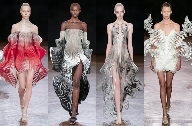 All of the major shows you might have missed from Paris Haute Couture Fashion Week (фото 6)