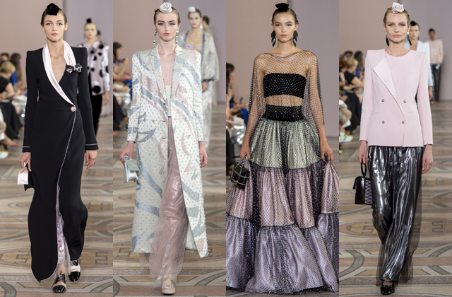 All of the major shows you might have missed from Paris Haute Couture Fashion Week (фото 4)