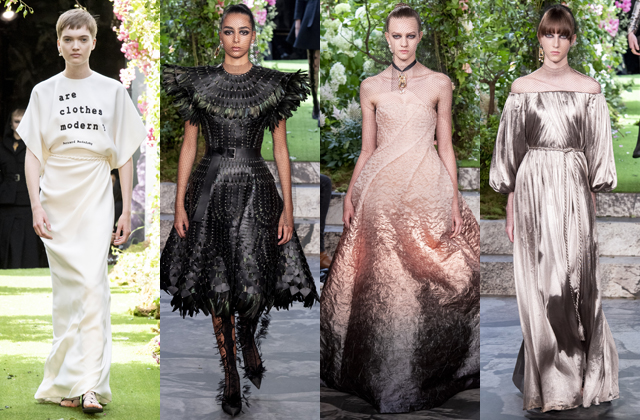 All of the major shows you might have missed from Paris Haute Couture Fashion Week (фото 3)