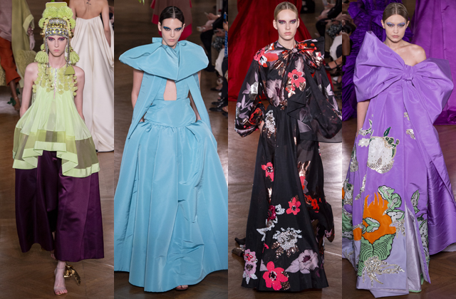 All of the major shows you might have missed from Paris Haute Couture Fashion Week (фото 8)