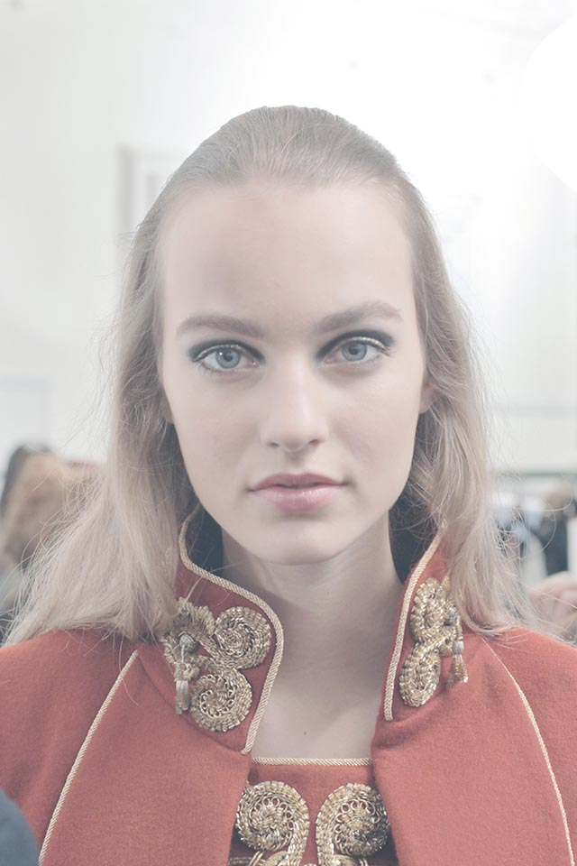 Chanel Métiers d'Art Paris-Salzburg: Backstage Beauty (фото 2)